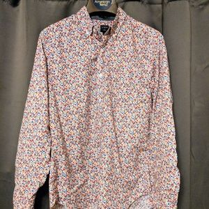 J. Crew Shirts - J. Crew floral button down